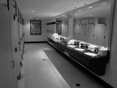 Men s room the world rebooted - Bathroom remodeling williamsburg va ...