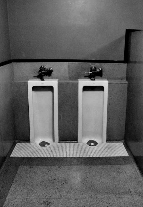 Bathroom Urinal urinal | the world rebooted®