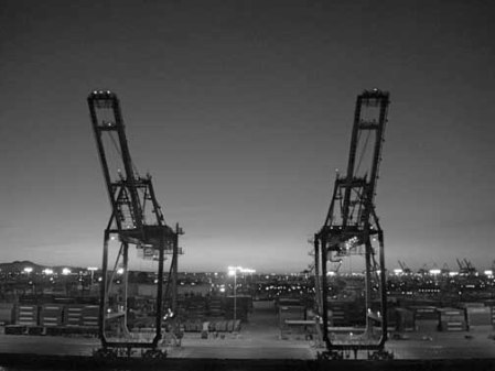 2013 021213 industrial cranes long beach LA Harbour DSC00228 useme
