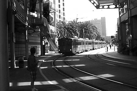 2013 040113 train LIGHT RAIL TRAIN EXT san diego 1994 Image  018 MetroStation useme